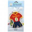 Airfreshener Spanyol Alfamart Official Partner Merchandise FIFA Piala Dunia Brazil 2014