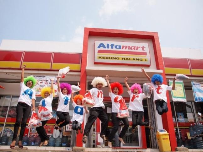 Alfamart Official Partner Merchandise FIFA Piala Dunia Brazil 2014 Lokasi