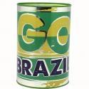 Celengan Brazil Alfamart Official Partner Merchandise FIFA Piala Dunia Brazil 2014