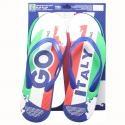 Sandal Italy Alfamart Official Partner Merchandise FIFA Piala Dunia Brazil 2014