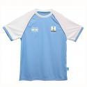 Tshirt Kids Argentina Alfamart Official Partner Merchandise FIFA Piala Dunia Brazil 2014
