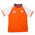 Tshirt Kids Belanda Alfamart Official Partner Merchandise FIFA Piala Dunia Brazil 2014