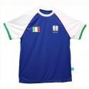 Tshirt Kids Italy Alfamart Official Partner Merchandise FIFA Piala Dunia Brazil 2014